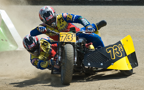 Sidecar action