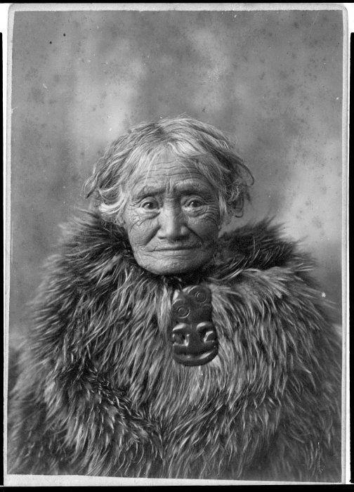 Old Maori Women: Maori Taonga, Collections And Museums