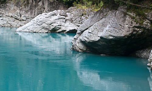 Hokitika Gorge views