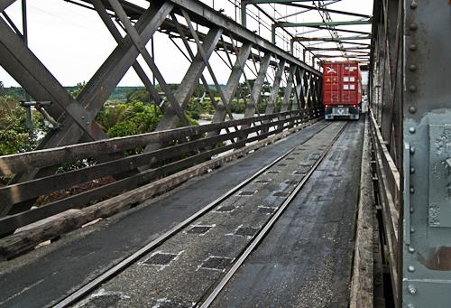 Taramakau road/rail bridge