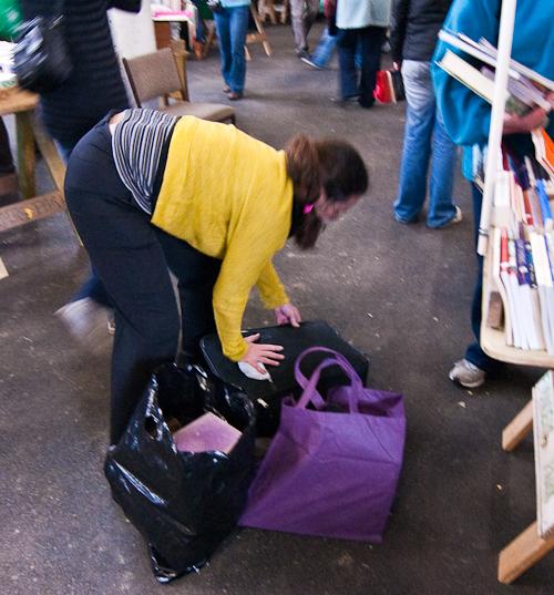 Nelson's Founders Heritage Park Book Fair