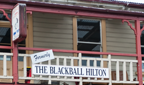Blackball Hilton