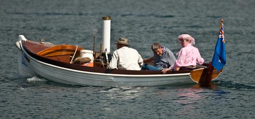 Lake Rotoiti Classic Boats