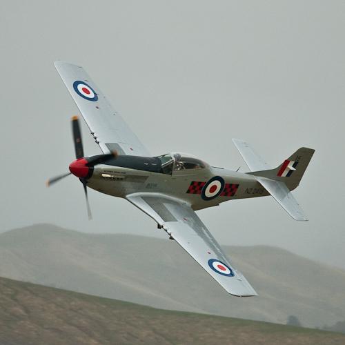 Hurricane fighter