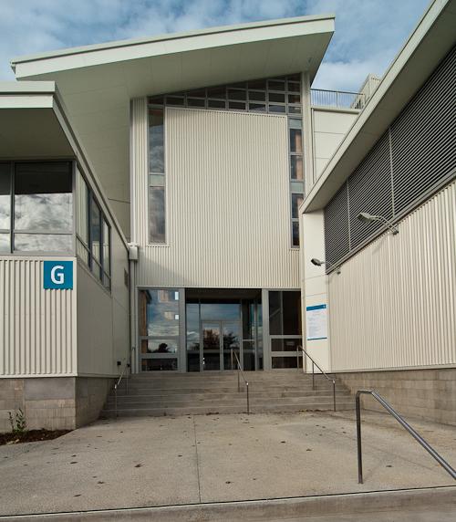 NMIT Arts & Media building