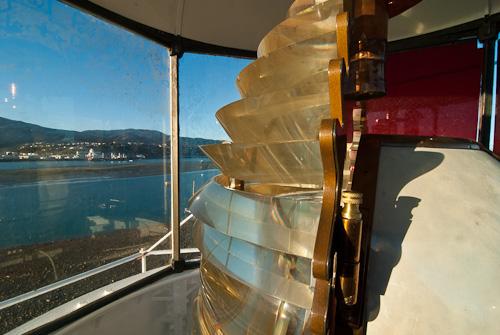 Nelson Boulder Bank Lighthouse