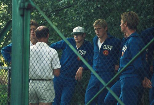 East German Eight 1971