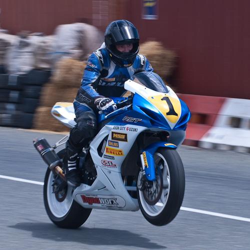 Dennis Charlett GSXR600