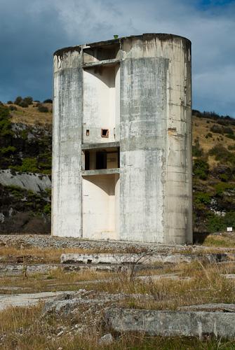 Tarakohe cement works