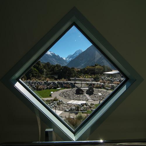 Mt Cook Visitors Centre