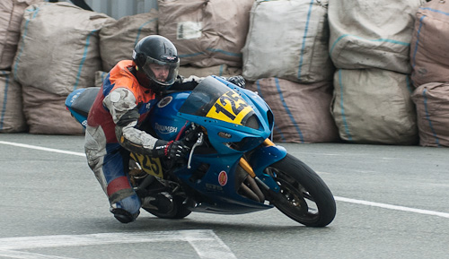 Port Nelson Street Races 2013 Jayden Curtis