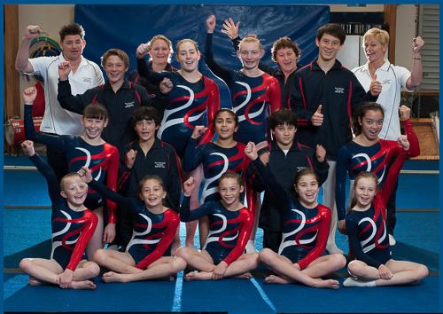 TOTS team 2013